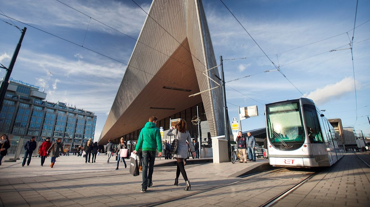 Top 5 spots in Rotterdam