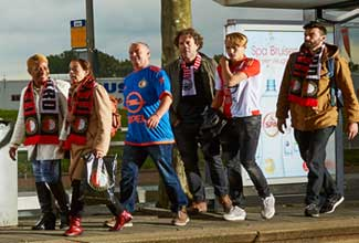 Vrij vervoer Feyenoord