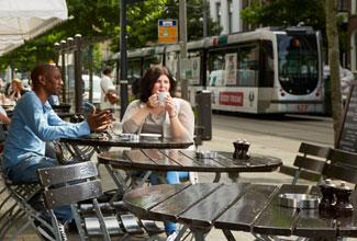 Historische tram huren