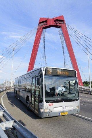 Ontdek Rotterdam met bus 32 en 44