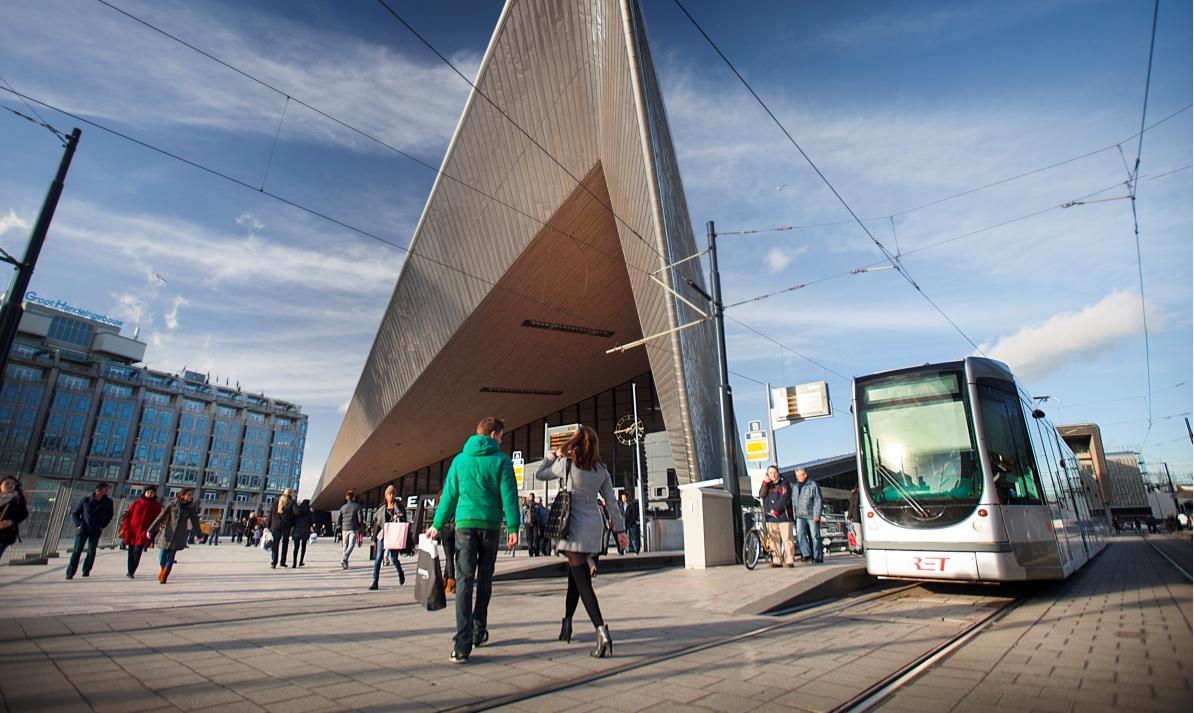 Ontdek de top 5 plekken in Rotterdam
